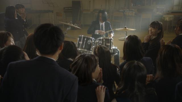 「意識高すぎ!高杉くん」新CM「ドラム」篇