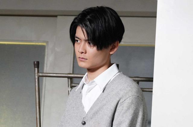「3年A組―今から皆さんは、人質です―」中尾蓮役/三船海斗 (C) NTV