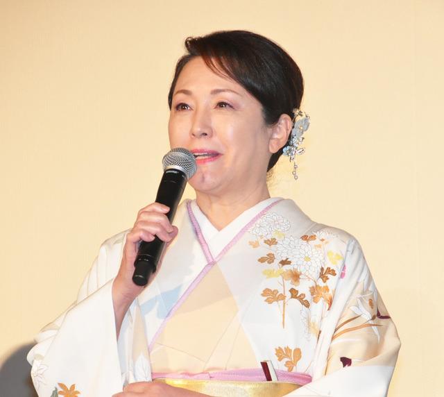 松坂慶子『空海 -KU-KAI- 美しき王妃の謎』のジャパン・プレミア