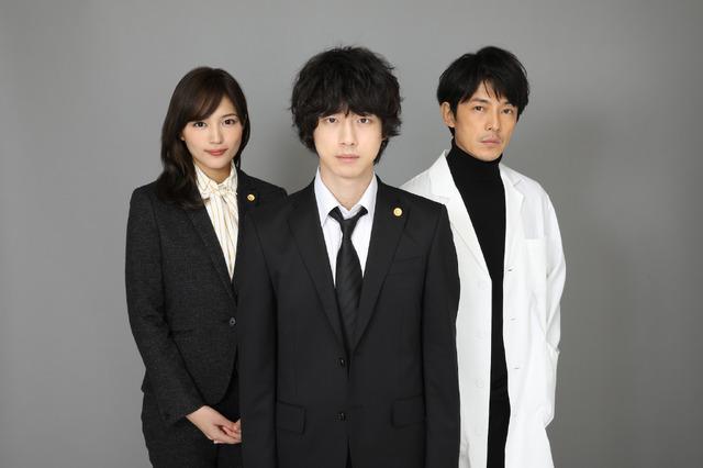 「イノセンス~冤罪弁護士~」 (C)NTV