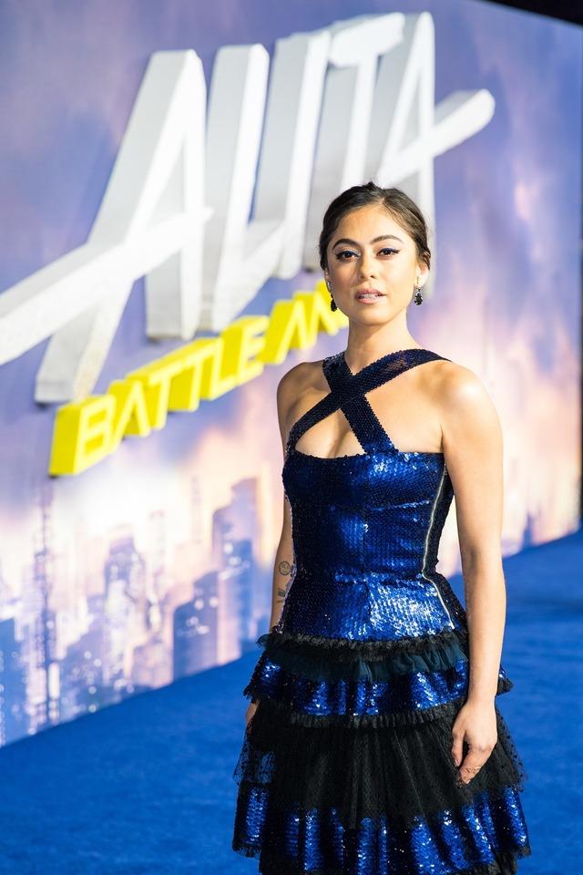 『アリータ:バトル・エンジェル』ワールド・プレミア(C) 2018 Twentieth Century Fox Film Corporation