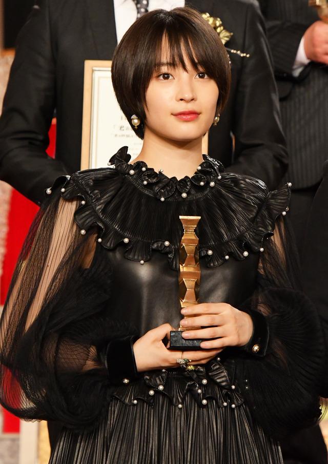 広瀬すず/「第41回 日本アカデミー賞」フォトセッション