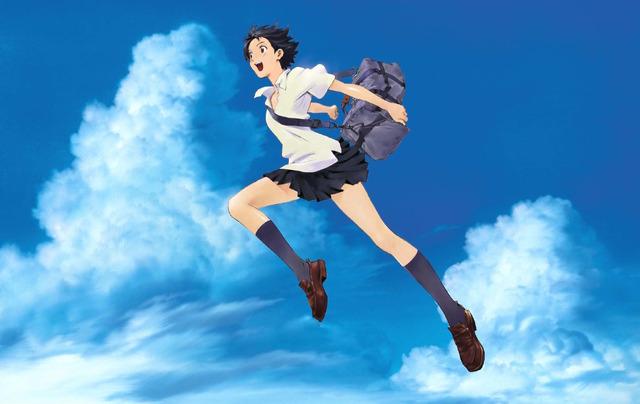 『時をかける少女』 (C)「時をかける少女」製作委員会2006