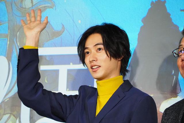 山崎賢人/『二ノ国』製作発表・主演発表イベント