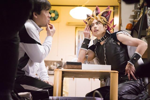 新CM『遊☆戯☆王DM×モンスト「俺のターン」篇』メイキング
