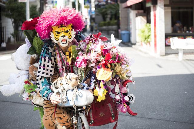 『新宿タイガー』 (C)「新宿タイガー」の映画を作る会