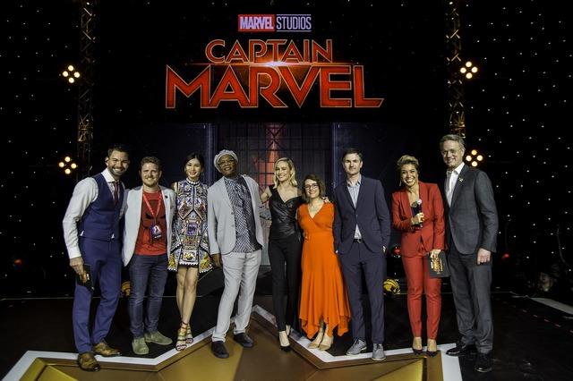 『キャプテン・マーベル』シンガポール (C)Marvel Studios 2019