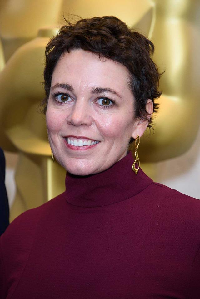 オリヴィア・コールマン(『女王陛下のお気に入り』) (C) Getty Images