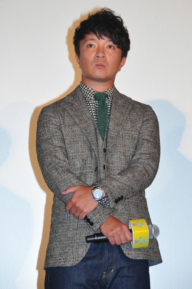 濱田岳/『グッドモーニングショー』舞台挨拶