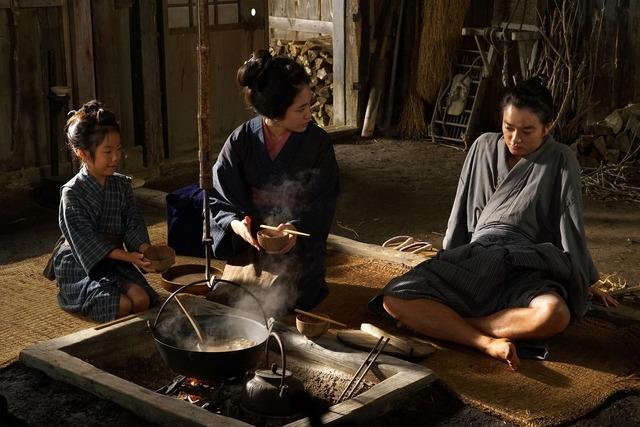 """『サムライマラソン』(C)""""SAMURAI MARATHON 1855""""FILM Partners GAGA.NE.JP/SAMURAIMARATHON"""