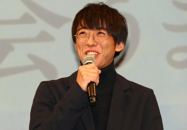 『九月の恋と出会うまで』完成披露試写会/高橋一生
