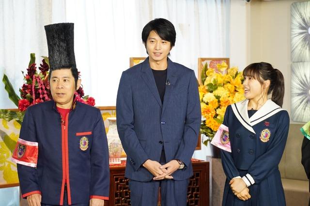 「ぐるぐるナインティナイン」(C)NTV