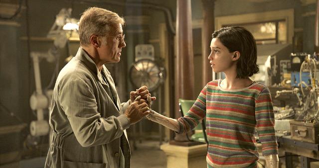 『アリータ:バトル・エンジェル』(C) 2018 Twentieth Century Fox Film Corporation