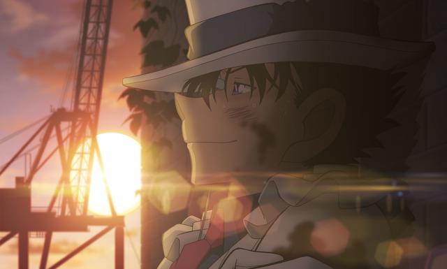 『名探偵コナン 紺青の拳』(C)2019 青山剛昌/名探偵コナン製作委員会