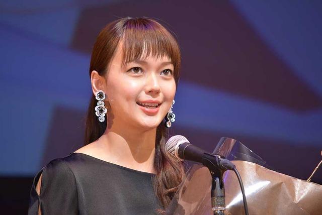第25回「日本映画批評家大賞」実写部門授賞式