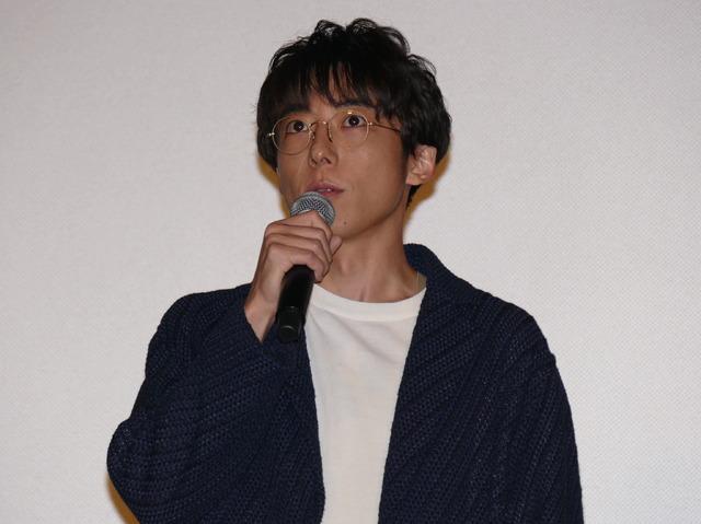 """高橋一生 『九月の恋と出会うまで』""""号泣試写会"""""""