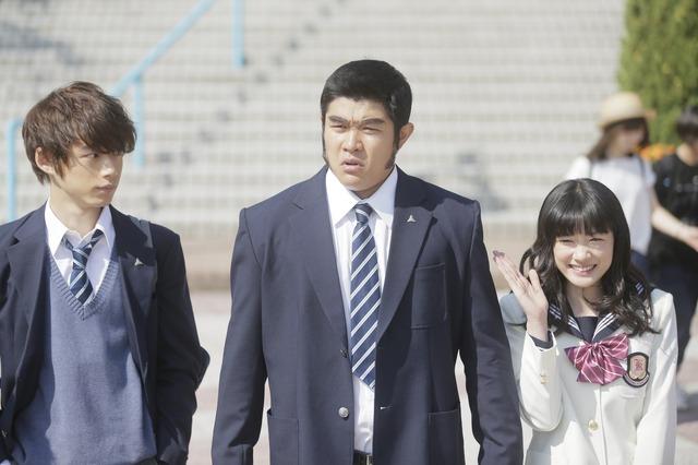 『俺物語!!』 (C)アルコ・河原和音/集英社 (C)2015映画「俺物語!!」製作委員会