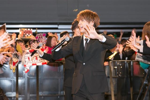 『PRINCE OF LEGEND』大阪イベント(C)2019「PRINCE OF LEGEND」製作委員会
