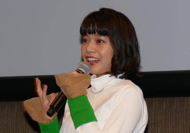 『愛がなんだ』主演の岸井ゆきの/第31回東京国際映画祭(TIFF)のラインナップ発表会