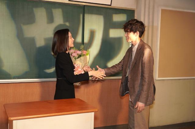 「3年A組 -今から皆さんは、人質です-」永野芽郁クランクアップ  (C) NTV