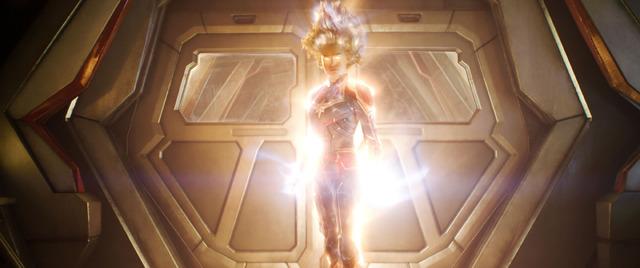 ★『キャプテン・マーベル』(C)Marvel Studios 2019