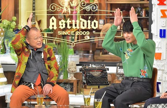 「A-Studio」 (C) TBS