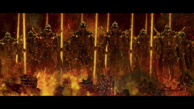 「巨神兵東京に現わる 劇場版 TV版」(C)(C) 2012 Studio Ghibli