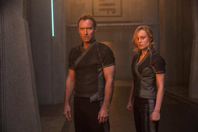 『キャプテン・マーベル』 (C)Marvel Studios 2018