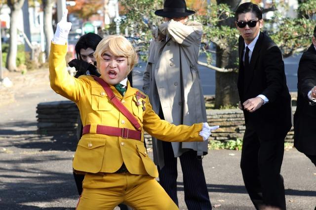 『劇場版パタリロ!』(C)魔夜峰央・白泉社/劇場版「パタリロ!」製作委員会 2019