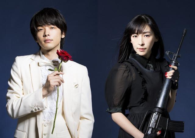 麻生久美子と中村倫也をW主演に迎える舞台 M&Oplaysプロデュース「クラッシャー女中」