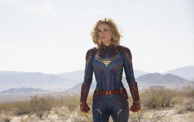『キャプテン・マーベル』 (C)Marvel Studios 2019