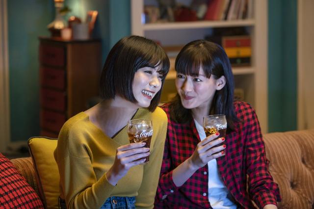 新TVCM「コカ・コーラ テレビの時間はコーク」篇 メイキング