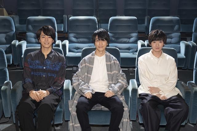 『映画刀剣乱舞-継承-』 (C)2019「映画刀剣乱舞」製作委員会 (C)2015-2019 DMM GAMES/Nitroplus