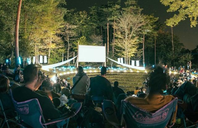 夜空と交差する森の映画祭2019