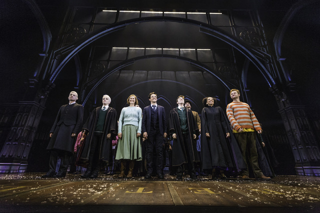 Harry Potter and the Cursed Child - Curtain Call - Photo Julie Kiriacoudis.