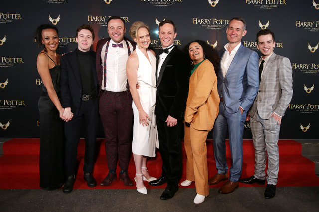 Harry Potter and the Cursed Child - After Party - Photographer: Julie Kiriacoudis