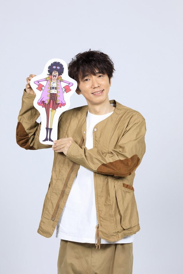『ONE PIECE STAMPEDE』ゲスト声優(C)尾田栄一郎/2019「ワンピース」製作委員会