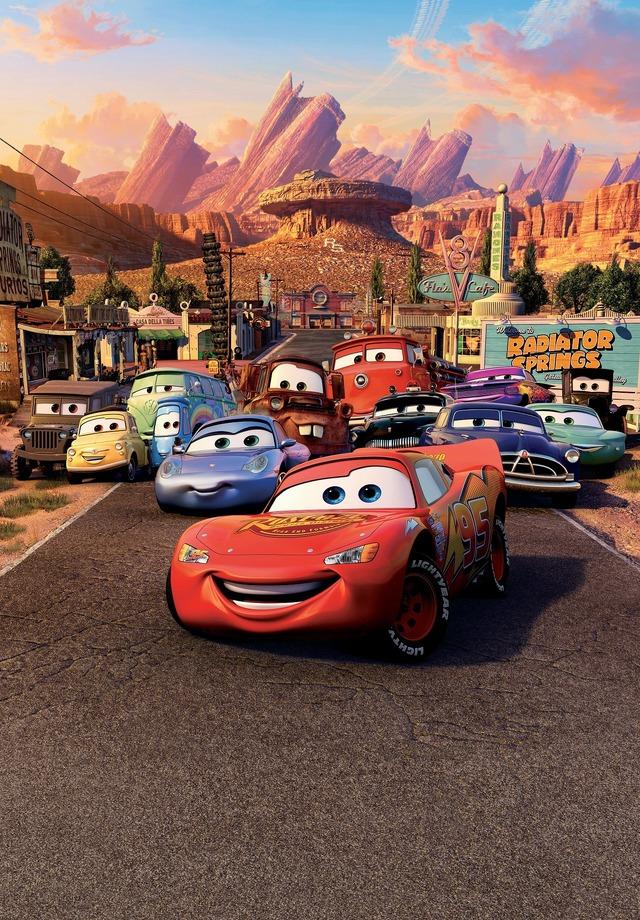 『カーズ』(C)2019 Disney/Pixar