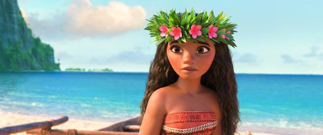 『モアナと伝説の海』(C)2019 Disney