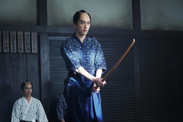 杉野遥亮『居眠り磐音』(C)2019映画「居眠り磐音」製作委員会