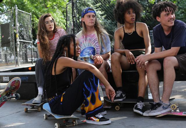 『スケート・キッチン』(C)2017 Skate Girl Film LLC.