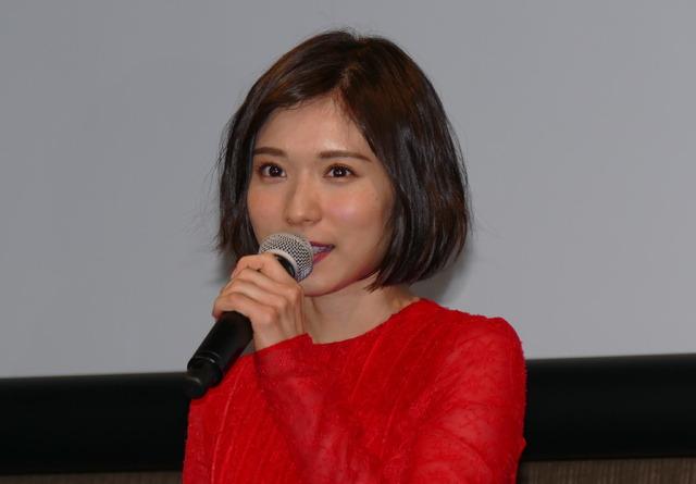 アンバサダーに就任した松岡茉優/第31回東京国際映画祭(TIFF)のラインナップ発表会