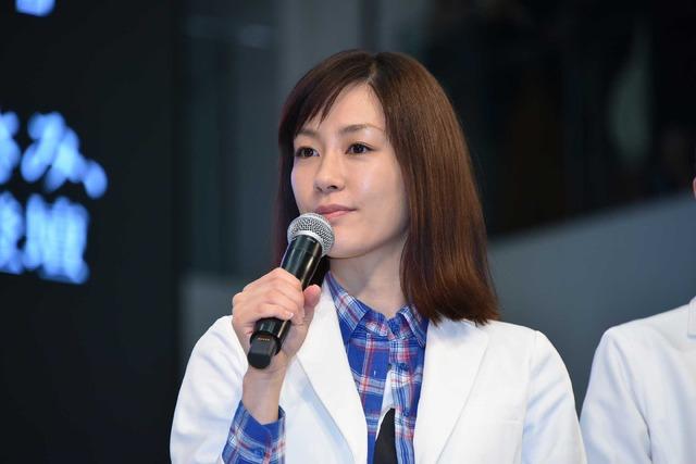 水川あさみ/「人は見た目が100パーセント」トークイベント