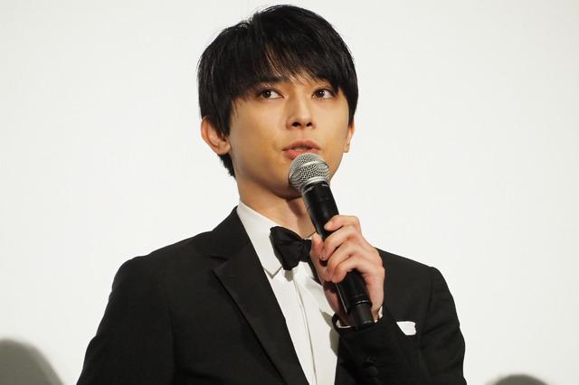 吉沢亮/『キングダム』ワールドプレミア舞台挨拶