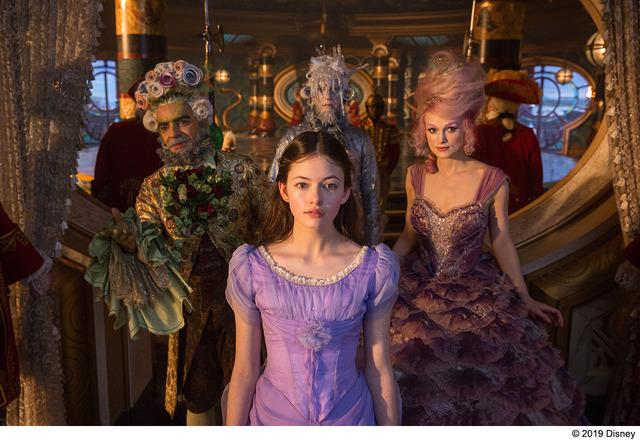 『くるみ割り人形と秘密の王国』(C) 2019 Disney