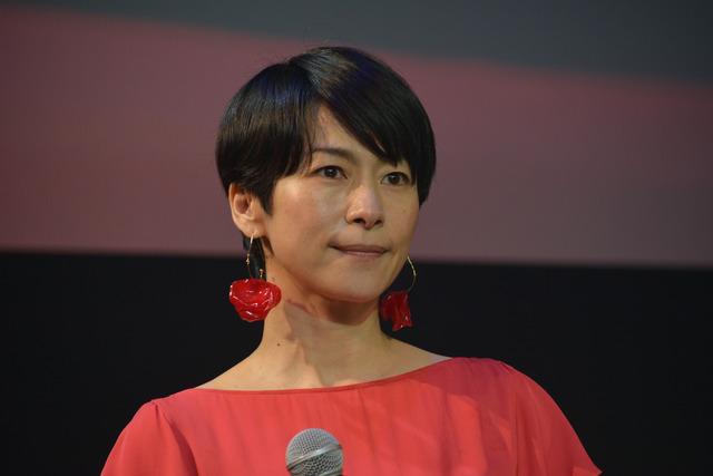 西田尚美「ショートショート フィルムフェスティバル&アジア 2018」オープニングセレモニー