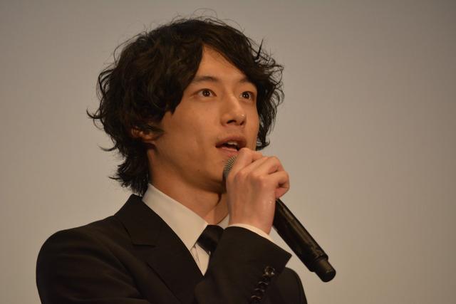 坂口健太郎/『人魚の眠る家』GALAスクリーニング