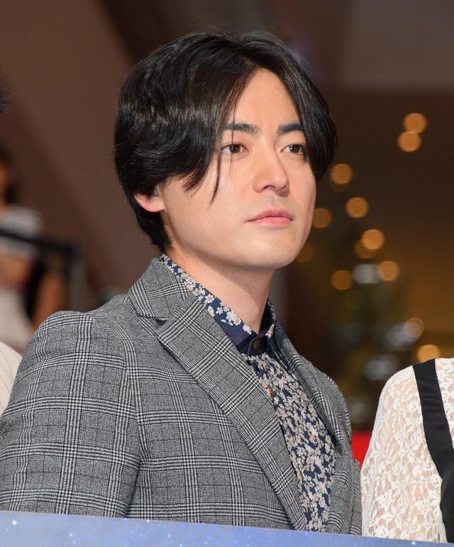 山田孝之/映画『50回目のファーストキス』レッドカーペットイベント