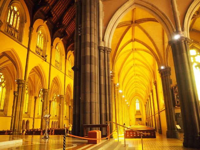 「聖パトリック大聖堂」