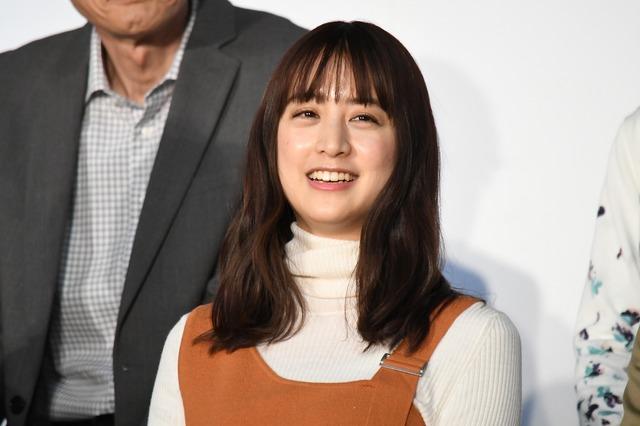山本美月「パーフェクトワールド」制作発表会見